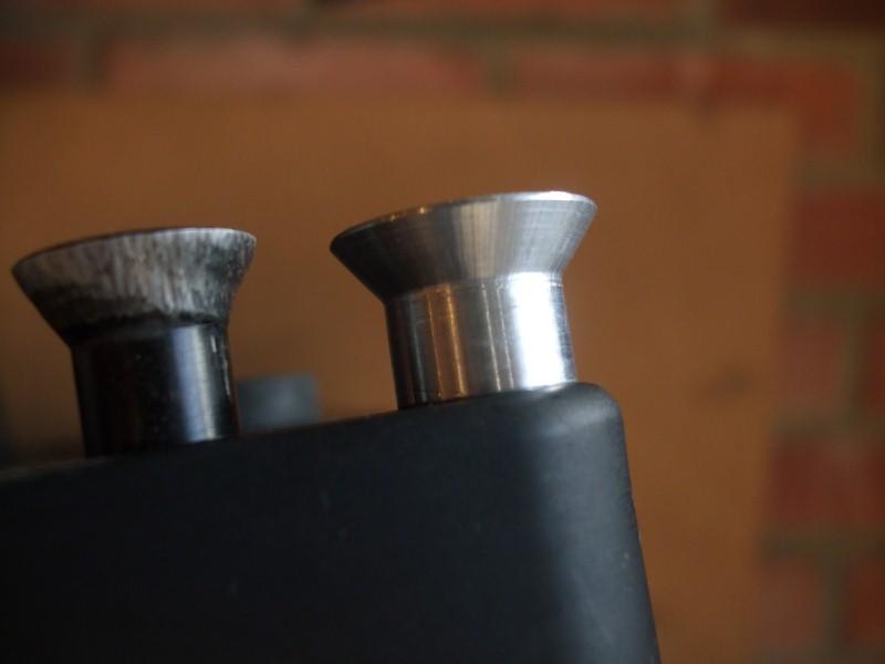Old vs New SW Motech Givi Adaptor Fixings