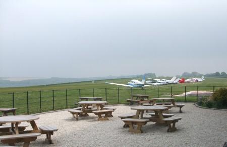 Compton Abbas Airfield Cafe