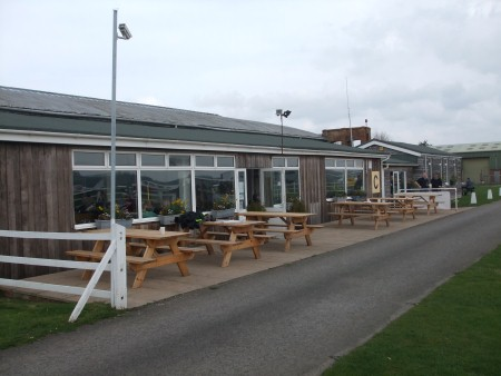 Old Sarum Airfield Cafe
