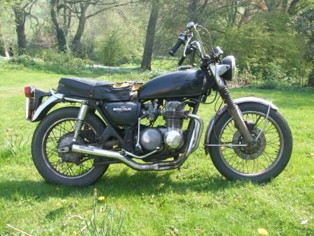 1974 Honda CB500-4
