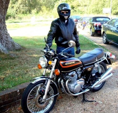 Honda CB550K3