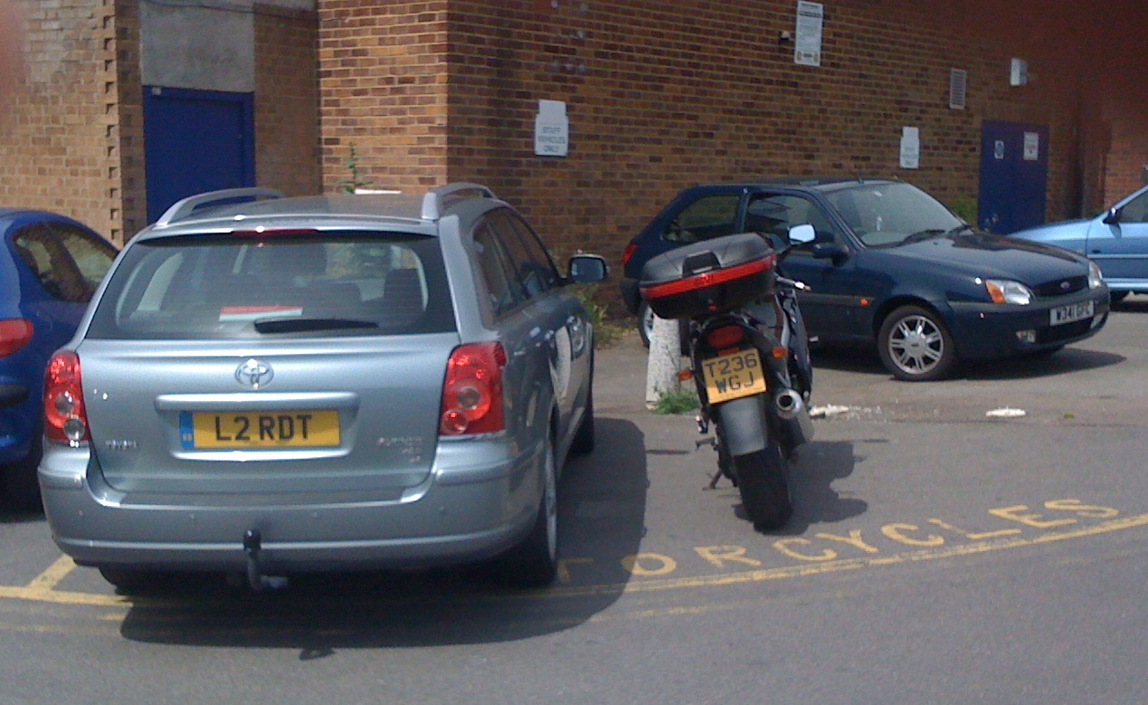Are blue badge holders allowed to park anywhere they like?